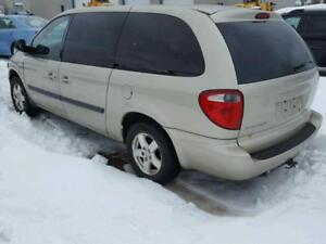 parting out 2005 dodge caravan