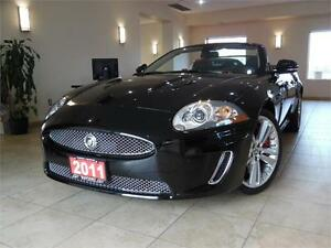 2011 Jaguar XK XKR Convertible