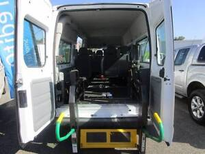 2010 FORD TRANSIT VAN WITH W/CHAIR LIFT -  1 Owner Full Service Currumbin Waters Gold Coast South Preview