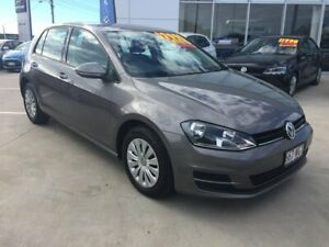 2015 Volkswagen Golf VII MY15 90TSI DSG Grey 7 Speed Sports Automatic Dual Clutch Hatchback Maryborough Fraser Coast Preview