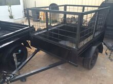 5 x 4 Trailer with Cage & Rego Gosnells Gosnells Area Preview