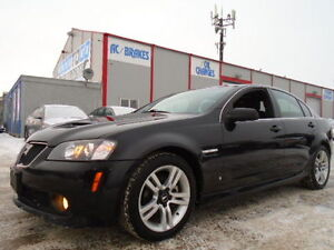 2009 Pontiac G8 POWER-SUNROOF-ONE OWNER-CLEAN CARPROOF-AMAZING
