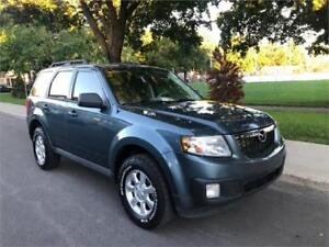 2011 MAZDA TRIBUTE , MANUEL , TOUTE EQUIPE  , 4 CYLINDRE , MAGS
