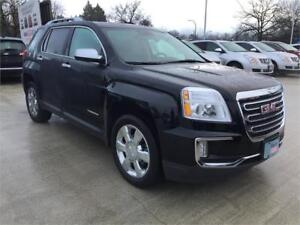 2016 GMC Terrain SLT AWD (JUST 19,000 KMS) BLACK ON BLACK
