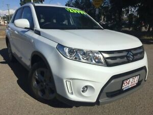 2018 Suzuki Vitara LY GL+ 2WD White 6 Speed Sports Automatic Wagon Townsville Townsville City Preview