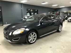 2012 Volvo S60 T5 Level II*LEATHER*ROOF*BLIND SPOT*CERTIFIED*