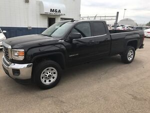 2015 GMC Sierra 2500HD SLE - LONGBOX 8FT, 4X4, BACKUP CAMERA!