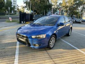 2009 Mitsubishi Lancer Automatic 161,000 km JULY2021 Rego  Mount Druitt Blacktown Area Preview