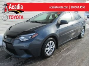 2014 Toyota Corolla LE ECO **NO PAYMENTS UNTIL SPRING**