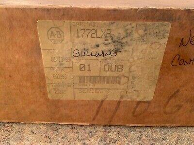 Allen Bradley 1772-lxp Mini Plc 216 Processor W Power Supply New