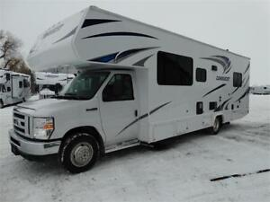 FOR RENT: 30' Class C Motorhome