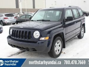 2014 Jeep Patriot SPORT MANUAL/LOWKMS/GREAT BUY