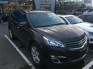 NEW DEMO 2016 Chevrolet Traverse LT sunroof loaded
