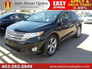 2011 Toyota Venza AWD LEATHE PANO ROOF B CAM
