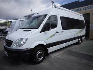 2008 Mercedes Sprinter Motorhome Moonah Glenorchy Area Preview
