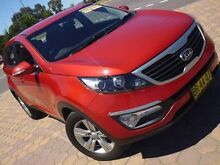 2012 Kia Sportage SL MY12 SI (FWD) Red 6 Speed Automatic Wagon Belconnen Belconnen Area Preview