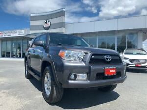 2013 Toyota 4Runner 4WD Leather Navi Sunroof 8-Passanger