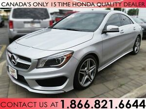 2014 Mercedes-Benz CLA-CLASS CLA 250   1 OWNER   TINT   CLEARSHI