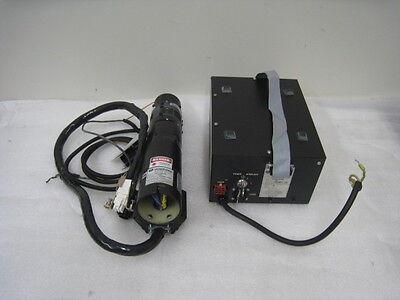 Jds Uniphase Laser Power Supply 2112a-4slbk And Laser Jds Uniphase 2212-4slbk
