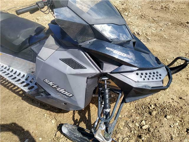 2008 Skidoo GSX Rev XP 500 ss electric start and reverse