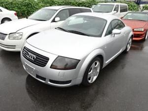 2002 Audi TT 1800 Turbo 4WD 6MT MINT only 80K!
