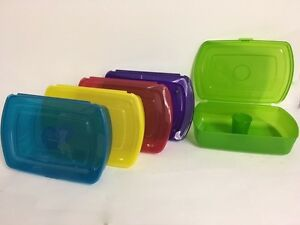 Mr Lid Salad Container With Cup 2 Pack