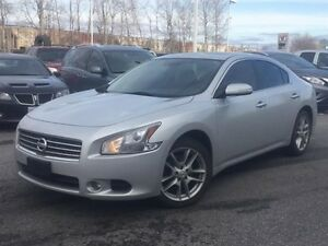 2011 Nissan Maxima HEATED STEERING WHEEL! LEATHER! SUNROOF!
