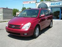 2006 Kia Sedona EX loaded No Accident One owner