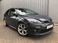 Ford Focus 2.5 ST-2, 3 Door, Metallic Grey, Stunning Performance and Looks, Only 1 Previous Keeper