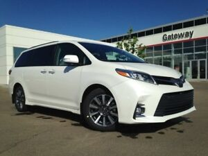 2018 Toyota Sienna Limited 7-Passenger 4dr Front-wheel Drive Pas
