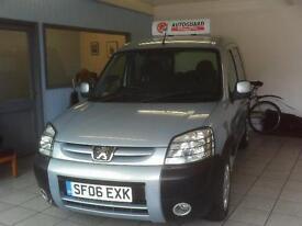 Peugeot Partner 1.6HDi 90 Escapade
