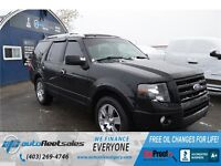 Ford Expedition Limited W/ SUNROOF, DVD, LEATHER