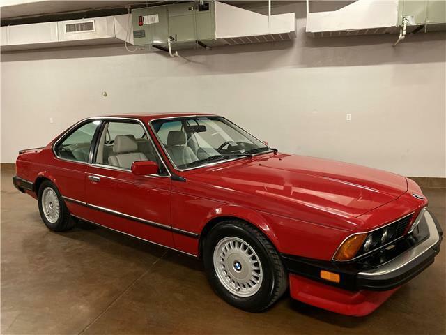1987 BMW 6 Series M6, ORIGINAL PAINT, Arizona Car