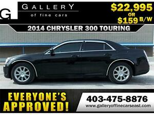2014 Chrysler 300 Touring $159 bi-weekly APPLY NOW DRIVE NOW