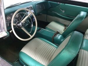 1958 Ford Thunderbird Coupe (2 door)  OBO Regina Regina Area image 4