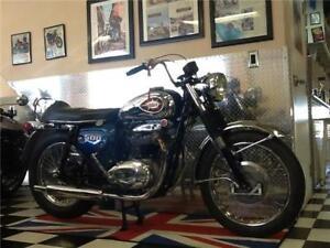 British Motorcycle Restoration and Custom Work