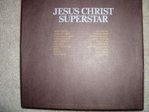 Vintage Retro Jesus Christ Superstar - a Rock Opera-2 Lp Set-bo North Shore Greater Vancouver Area image 2