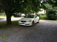 2009 Infiniti G37x Coupe (2 door) All wheel drive
