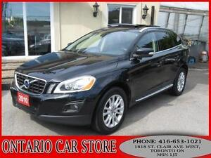 2010 Volvo XC60 T6 AWD !!!LOCAL ONTARIO CAR!!!