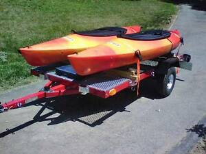 Boat or Kayak Trailer Kit - WOW ONLY $700NS