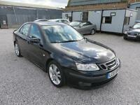 2007 Saab 9-3 1.9 TiD Vector Sport Anniversary SAT NAV Full History Leather Interior Hpi Clear