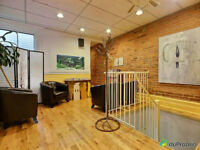 Bureau à louer/ALL-INCLUSIVE,FURNISHED OFFICE PLATEAU MONT-ROYAL