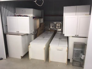 Kitchen Cabinets for Sale -  New Shaker White