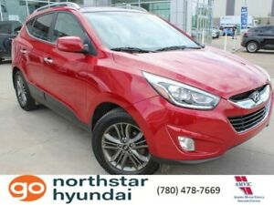 2015 Hyundai Tucson GLS AWD/LEATHER/MOONROOF/BACKUPCAM/ALLOY/FOG