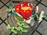 Fisher Price Rain Forest Jumperoo (Excellent Condition)