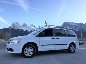 2011 Dodge Grand Caravan C/V | CLEAN CARPROOF | LOW KMS!!