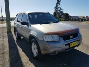 2005 Ford Escape ZB XLT Gold Automatic Wagon