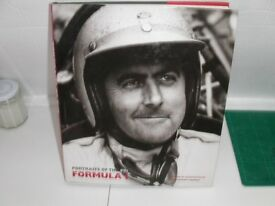 1960's Formula 1 massive photo archive book