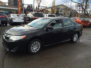 2014 TOYOTA CAMRY LE VERY CLEAN VEHICLE