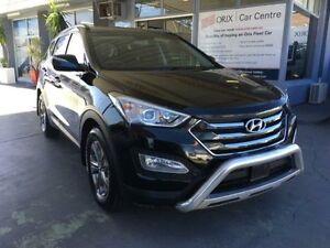 2013 Hyundai Santa Fe DM MY14 Active Black Auto Sports Mode Wagon Hamilton Newcastle Area Preview